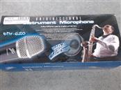 ZEBRA SOUND Microphone DIM-620